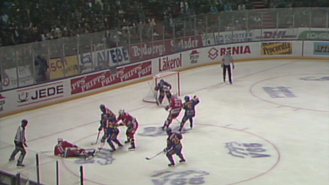 SM-finalen i ishockey 1990