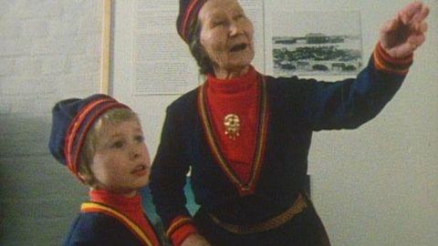 En spegel av samisk kultur