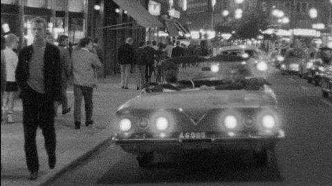 Raggare och poliser 1966