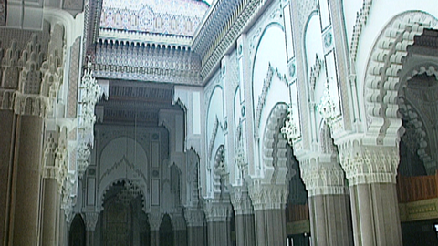 Guds tron i Casablanca