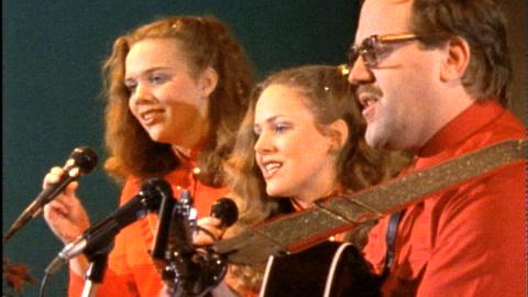 Sång och glädje med Ny-David, Maria och Karoline