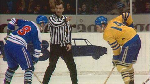 VM i ishockey 1970: Sverige - Finland