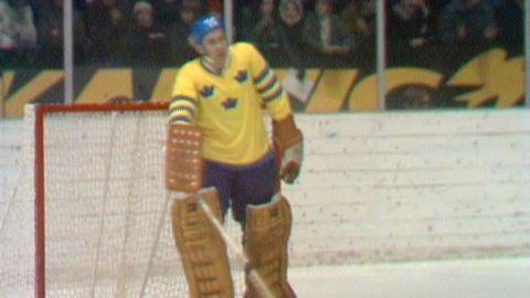 VM i ishockey 1969: Sverige - Sovjet
