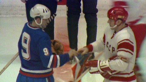 VM i ishockey 1969: Tjeckoslovakien - Sovjet