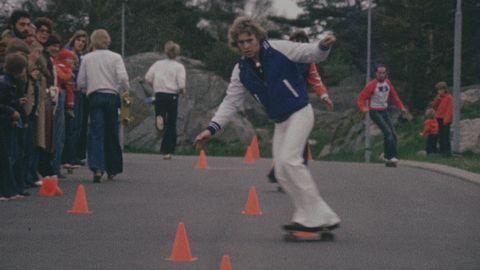 Skateboard - en ny sport