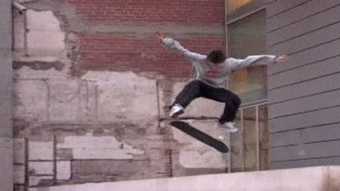 Avsnitt 54 av 200: Skateboardåkaren Jean-Marc Soulet