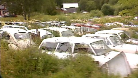 Lersjön och Båstnäs