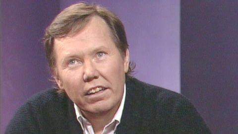 Ny Demokratis partiledare Bert Karlsson