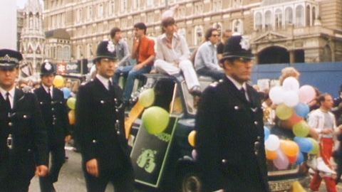Rapport: Gayparad i London 1979