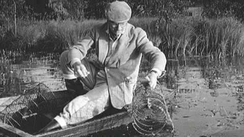 Avsnitt 64 av 200: Kräftfiske i Gimo