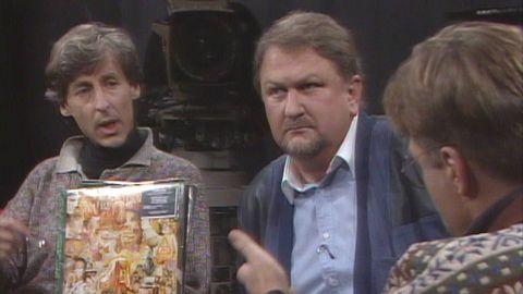 Debatt om hårdrock 1989