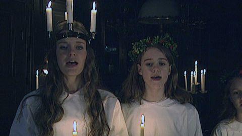 Avsnitt 2 av 4: Santa Lucia