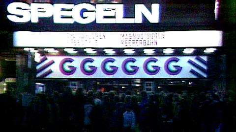 Premiär för filmen G