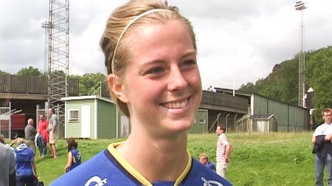 Lotta Schelin uttagen till OS-laget 2004