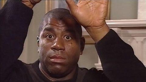 Avsnitt 109 av 300: Intervju med Magic Johnson