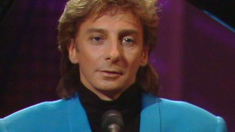 Barry Manilow och Jakob Hellman