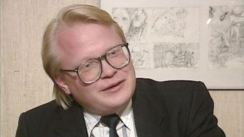 Avsnitt 58 av 200: Peter Hultqvist