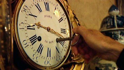 Tiden och skeendets gåta