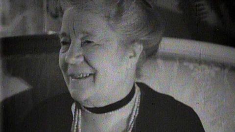 Avsnitt 52 av 200: Selma Lagerlöf 1928