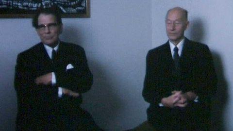 Avsnitt 120 av 400: Harry Martinson och Eyvind Johnson 1974