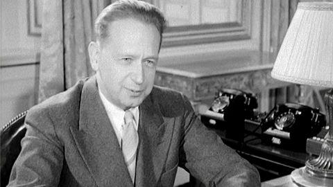 Dag Hammarskjöld 1953