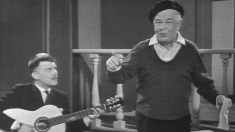 Avsnitt 21 av 200: Evert Taube sjunger visor