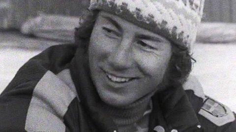 Intervju med Ingemar Stenmark 1974