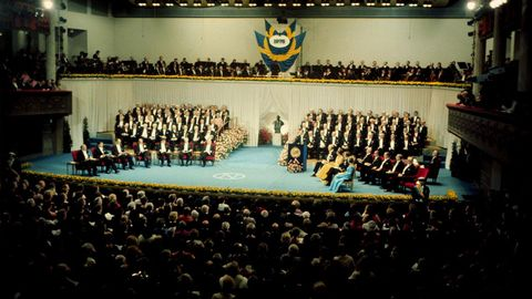 Nobelprisutdelningen 1976