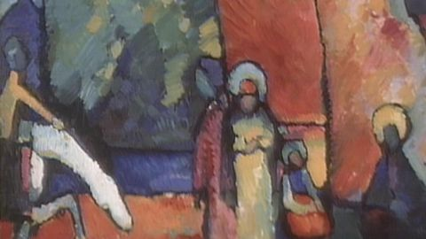 Avsnitt 2 av 12: Februari: Wassily Kandinsky