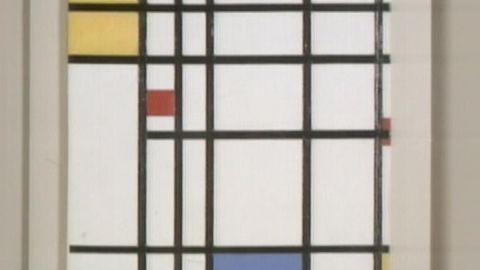 Avsnitt 6 av 12: Juni: Piet Mondrian