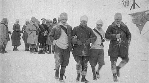 Åreveckan 1917