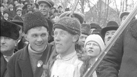Avsnitt 127 av 300: Vasaloppet 1923