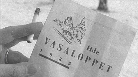 Vasaloppet 1933