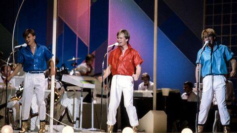 Melodifestivalen 1984