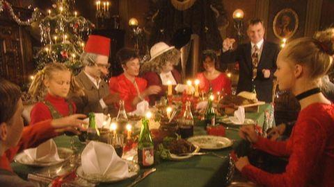 Avsnitt 24 av 24: Jul på Greveholm