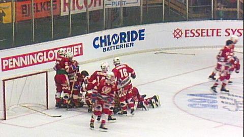 SM-finalen i ishockey 1986
