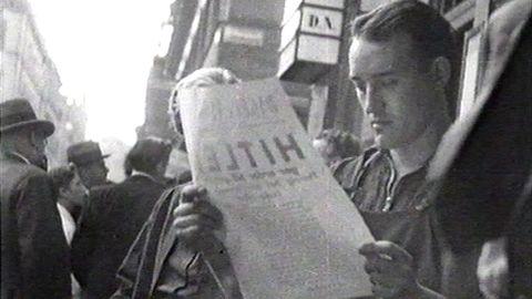 Krigsutbrottet 1939