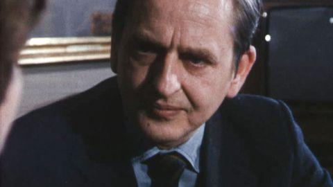 Avsnitt 181 av 400: Olof Palme om Vietnamkrigets slut