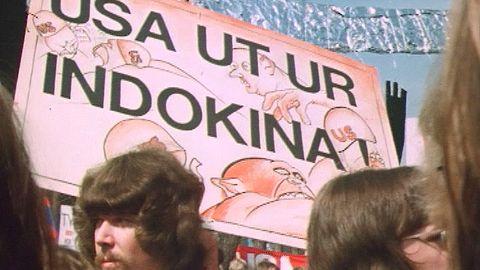 Om Vietnamkriget 1972