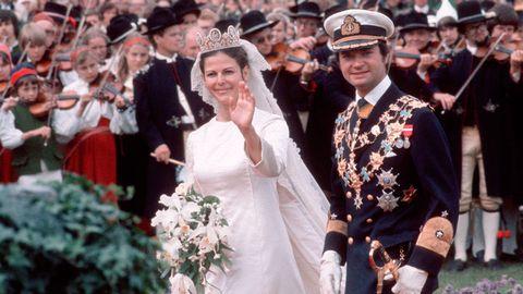 Kungabröllopet sammandrag