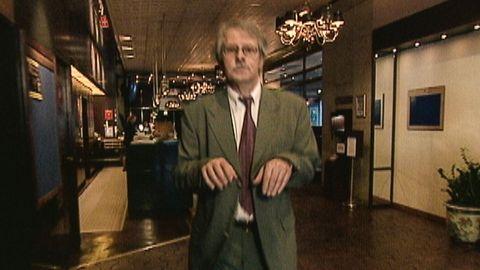 Sverker Olofsson dansar