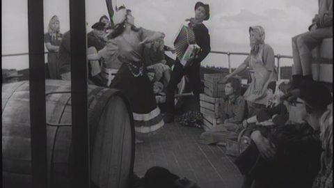 Avsnitt 3 av 5: Ångbåten