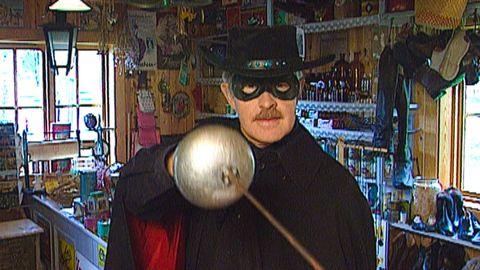 Avsnitt 72 av 200: Plus-Sverker som Zorro