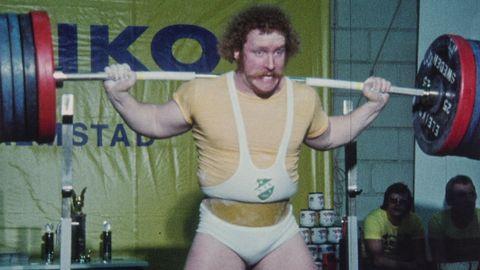 SM i styrkelyft 1976