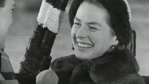 Avsnitt 75 av 200: Ingrid Bergman intervjuas 1959