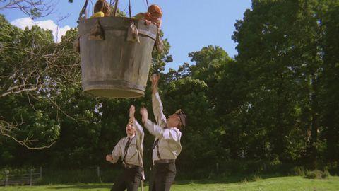 Avsnitt 10 av 13: Pippis ballongfärd