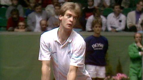 Tennis  Davis Cup finalen 1987 - Avsnitt 3 av 5  Dubbel  Mats ... 44bb766938