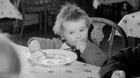 Ungerska flyktingbarn i Sverige 1956