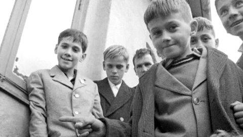 Avsnitt 218 av 400: Flyktingar i Sverige 1964