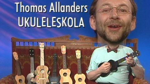 Thomas Allanders ukuleleskola